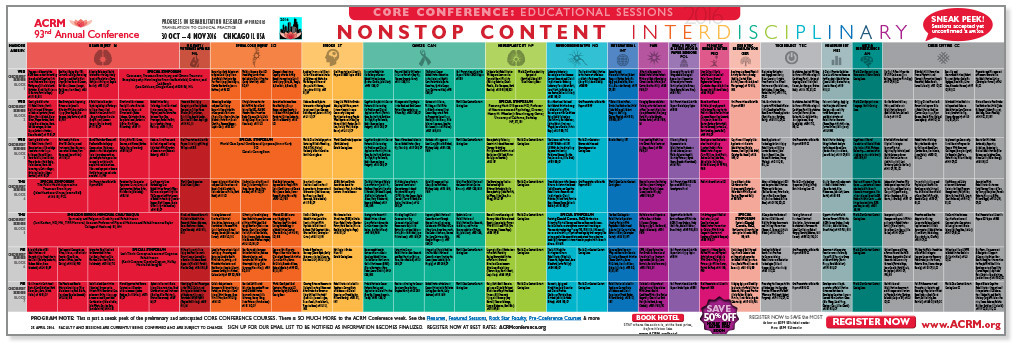 CLICK to View Core Conference Program-at-a-Glance