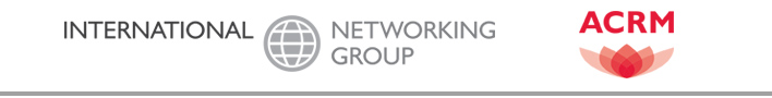 International Networking Group banner