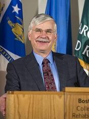 Alan Jette, John Stanley Coulter Award Recipient