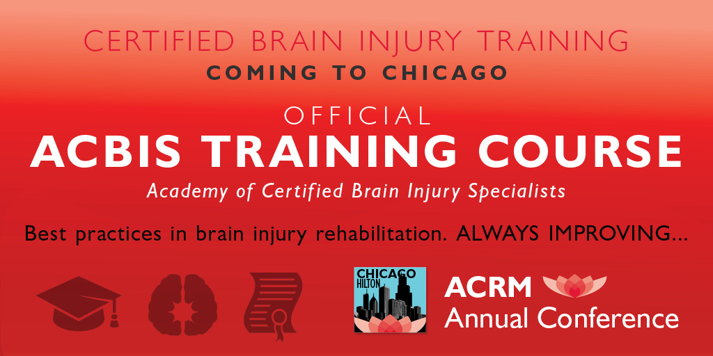 Official ACBIS Training Course at ACRM Conference