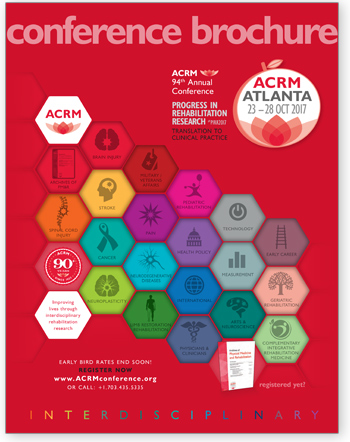 ACRM Conference brochure