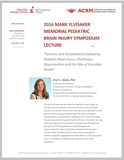 CLICK to View Ylvisaker Symposium Flyer