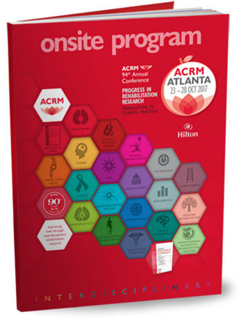 ACRM Conference onsite final program 2017 ATLANTA