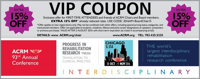 PIRR16 VIP Coupon