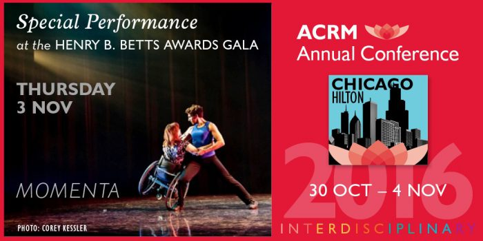 MOMENTA Dance Company to Perform at 2016 Henry B. Betts Awards Gala