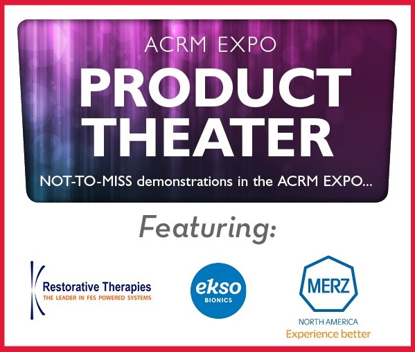 Product Theater featuring Restorative Therapies, Inc. and Ekso Bionics