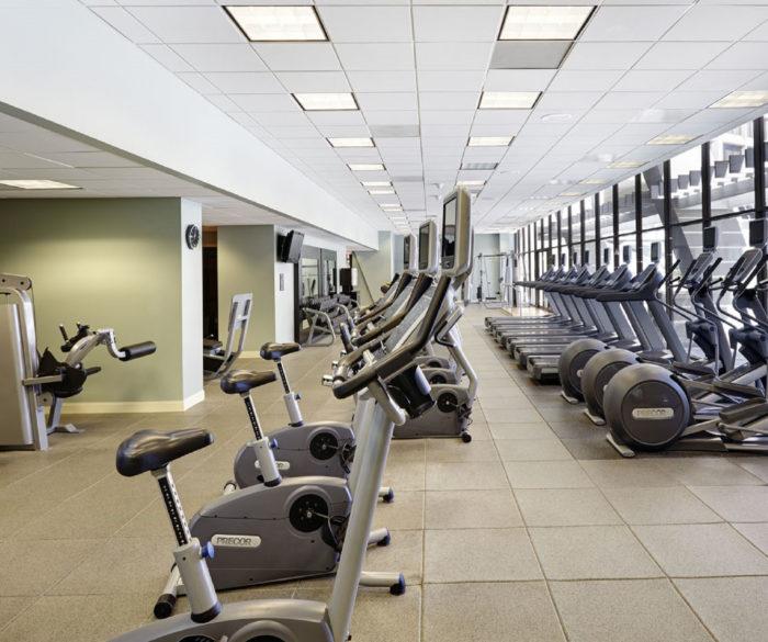 Hilton Atl Fitness Center