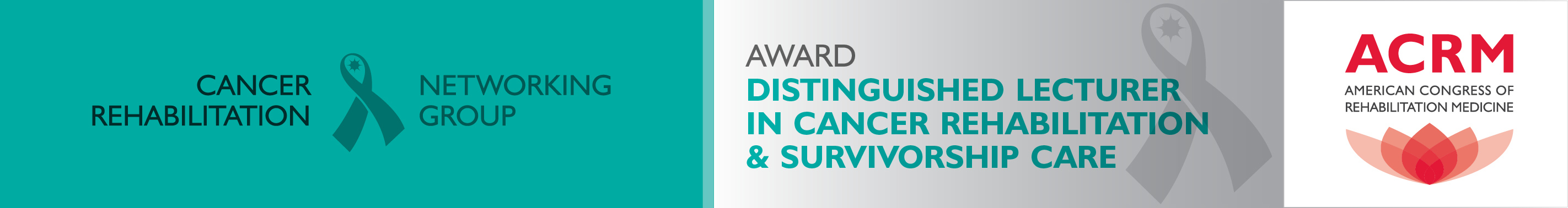 Cancer Rehabilitation Networking Group Distinguished Lecturer Award