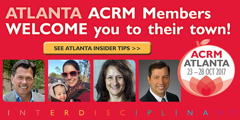 Atlanta ACRM Members WELCOME you to their Town