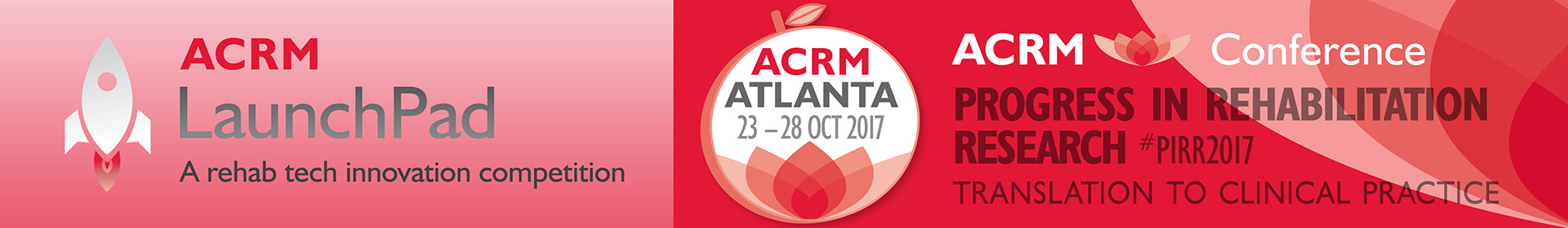 ACRM LaunchPad: A rehab tech innovation competition