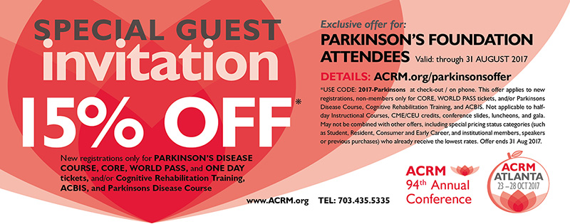 Parkinson's Disease Course SPECIAL OFFER 2017 15% OFF coupon