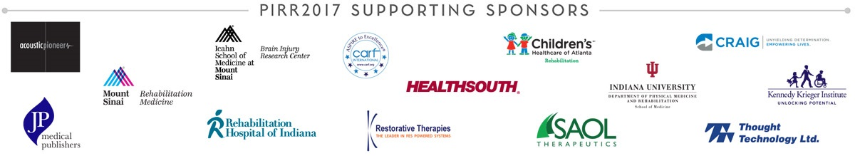 2017 ACRM Annual Conference Sponsors