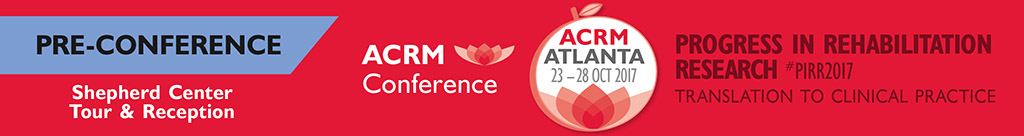 Shepherd Center Reception & Tour: ACRM Conference Atlanta 2017
