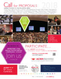 ACRM Annual Conference Dallas 2018 Call for Proposals Flyer