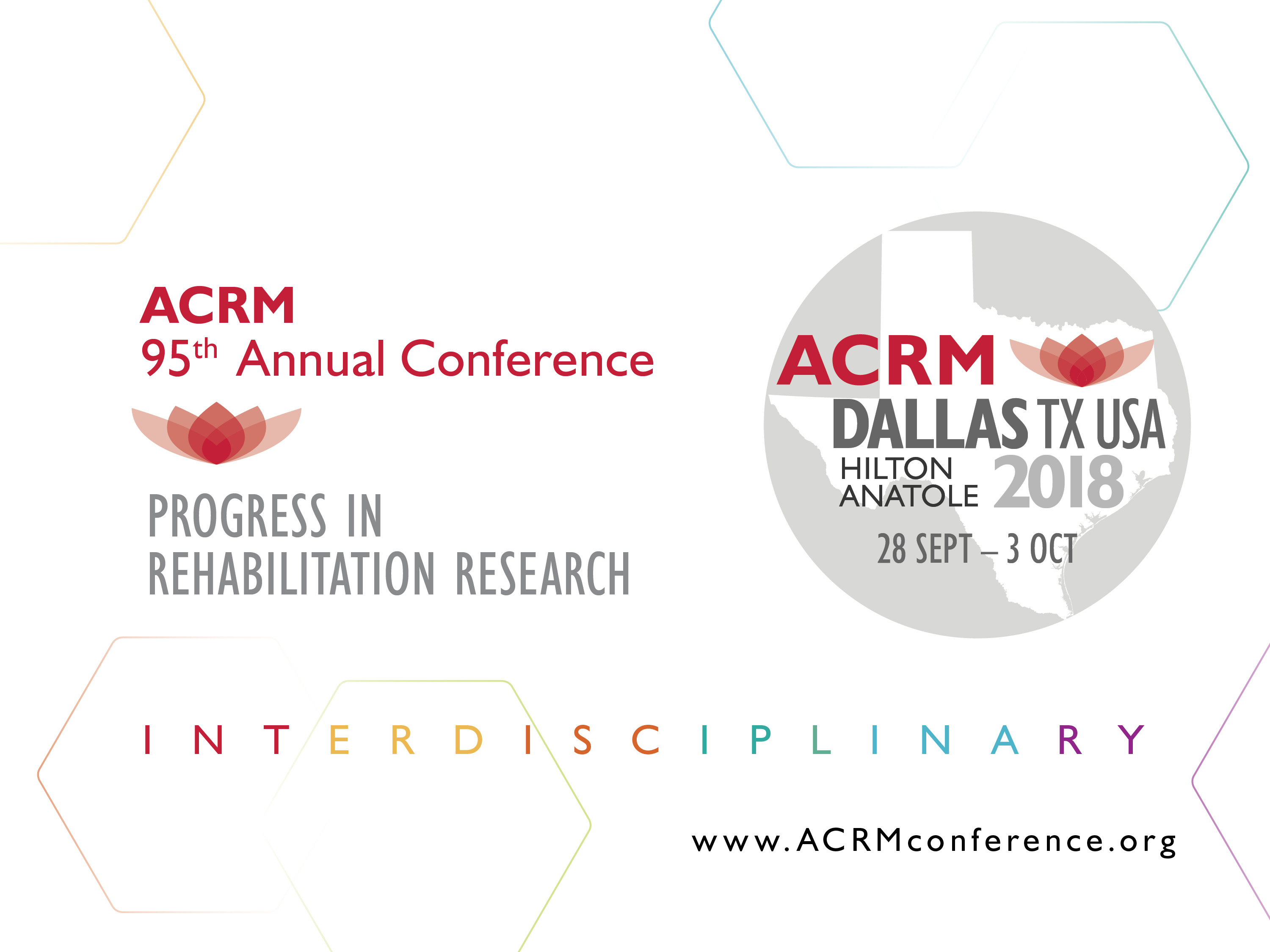 ACRM Dallas 2018 Annual Conference General Slide Art