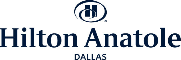 Hilton Anatole DALLAS logo BLUE