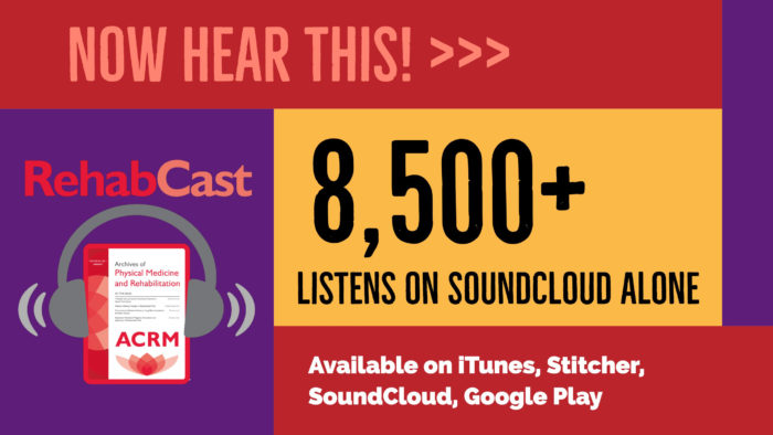 RehabCast 8500+ listens
