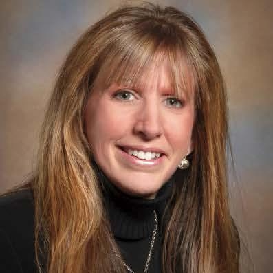 Dr Pamela Roberts portrait