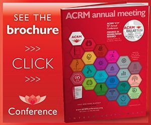 See the Brochure: ACRM 2018 Conference