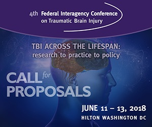 Federal Interagency Conference on TBI Call for Proposals