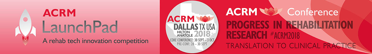 ACRM 2018 LaunchPad at ACRM Conference