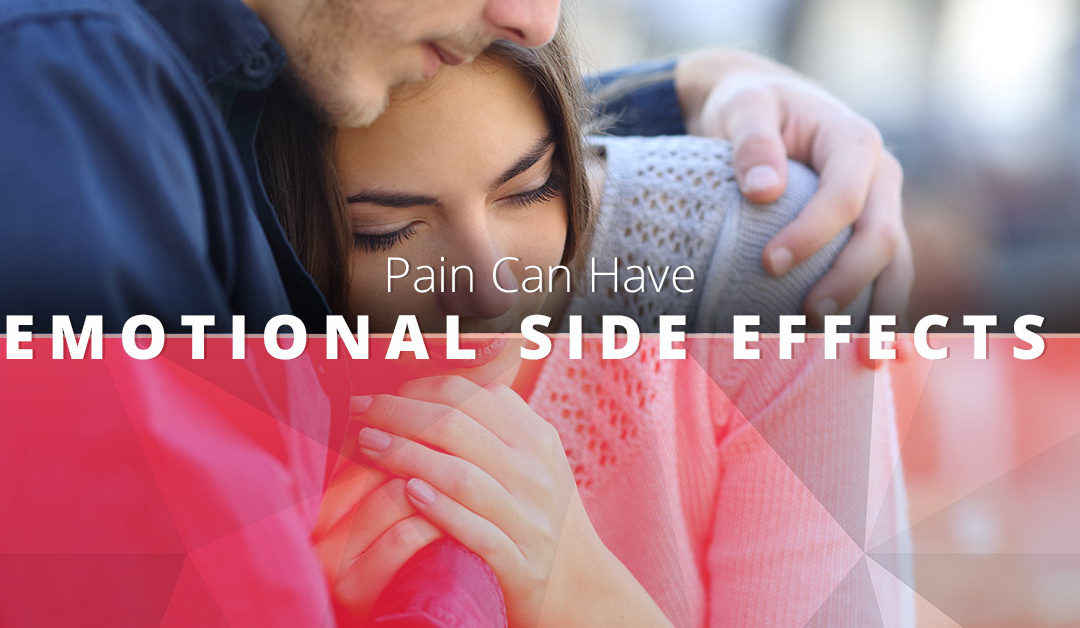 Pain Can Have Emotional Side Effects