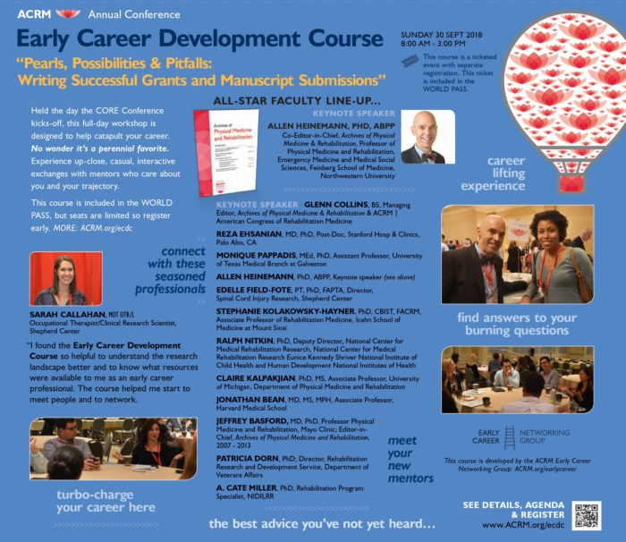 Early Career Development Course Highlights