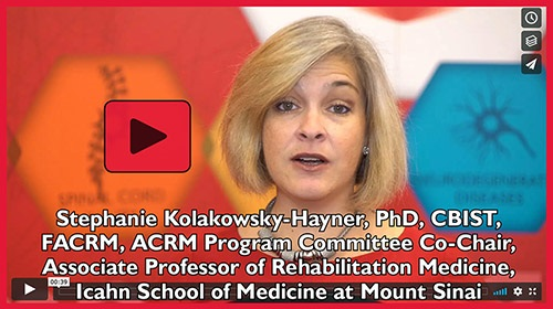 Stephanie Kolakowsky-Hayner Video