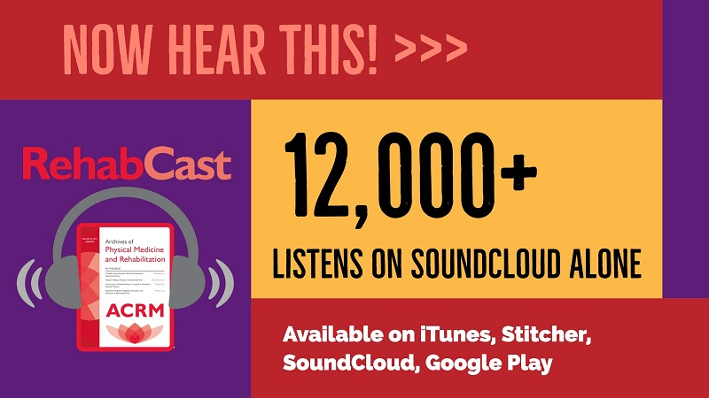 RehabCast Now has 12,000+ listeners on SoundCloud Alone