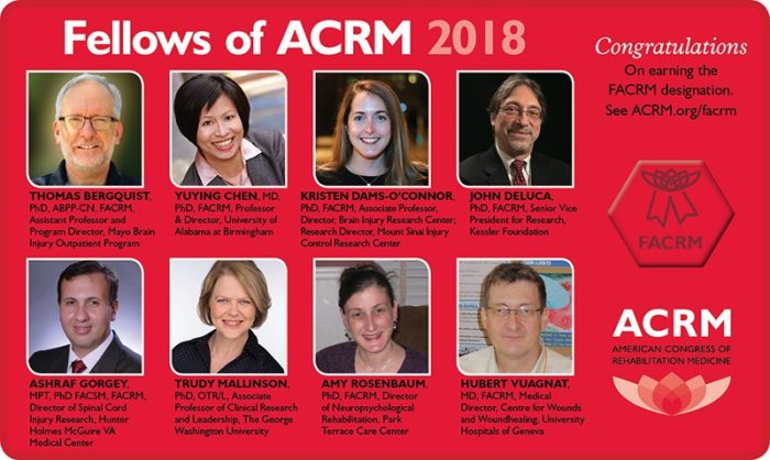 Fellows of ACRM