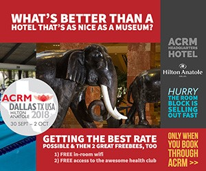 CLICK to Book Your Room at the Annual Conference Headquarters Hilton