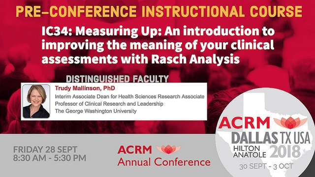 ACRM Instructional Course IC34