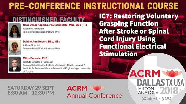 ACRM Instructional Course IC7