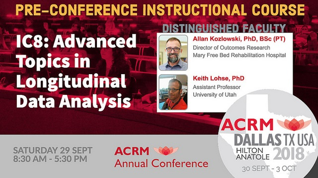 ACRM Instructional Course IC8