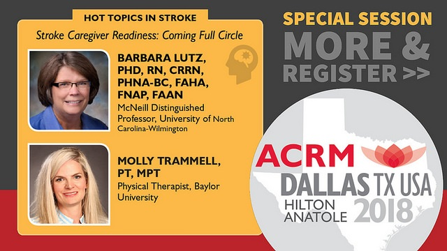Stroke Hot Topics with Barabara Lutz and Molly Trammell