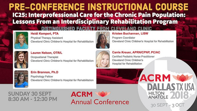 ACRM Instructional Course 25