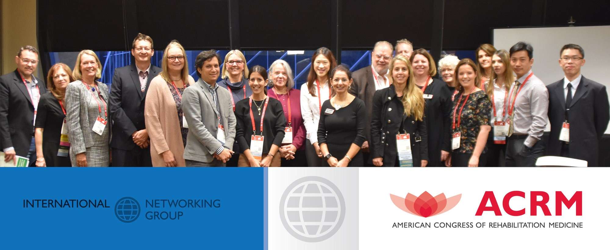 International Networking Group Members 2017 Annual Conference