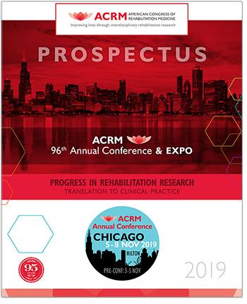 ACRM 2019 Exhibiting & Sponsorship Prospectus