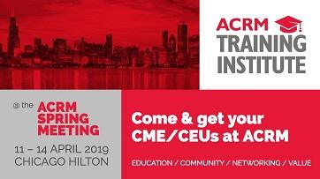 ACRM Training Institute image