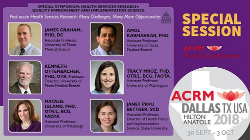 Health Services Research Networking Group Sponsored Special Symposium