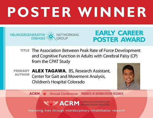 Neurodegenerative Diseases Networking Group Early Career Poster Award image