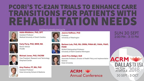 PCORI's TC-E2AN Trails