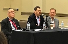Paul Lehrer, David Shurtleff, and Robert Coben participated in the ACRM Chat with the Experts
