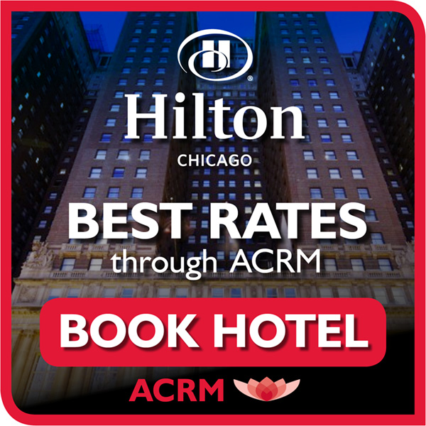 Hilton Chicago BEST RATES through ACRM BOOK HOTEL