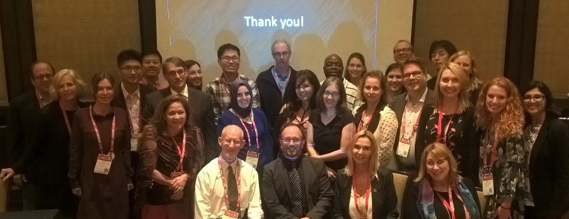 Dr. Erickson (FRONT ROW 2ND FROM LEFT)