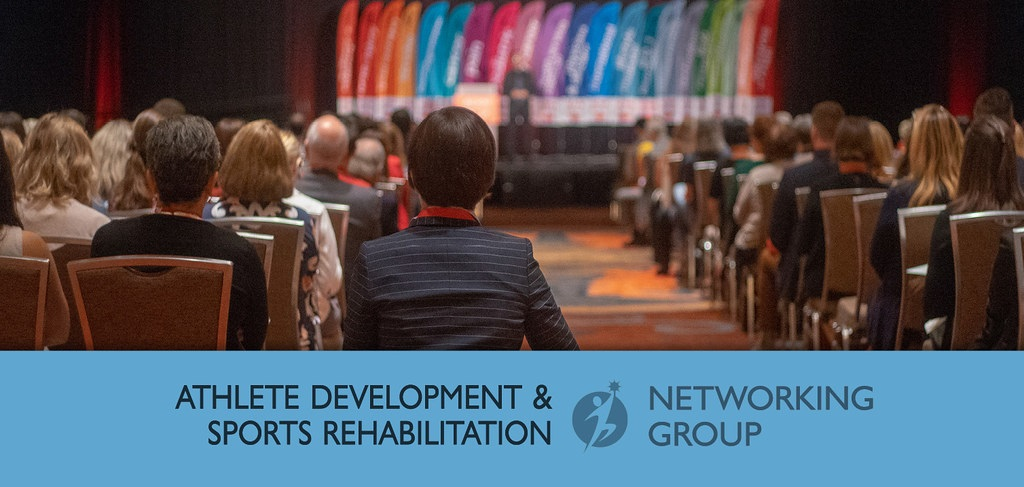 Athlete Development & Sports Rehabilitation Networking Group button