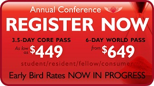 Register Now at the Early Bird Rate and Save