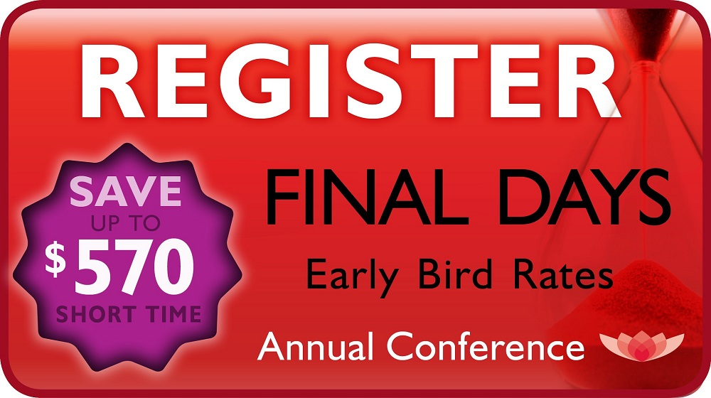 Final Days of Early Bird Rates