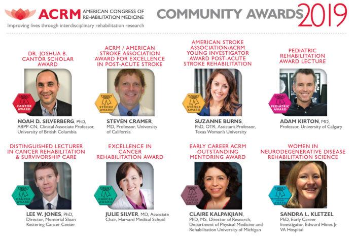 2019 ACRM Community Group Awards
