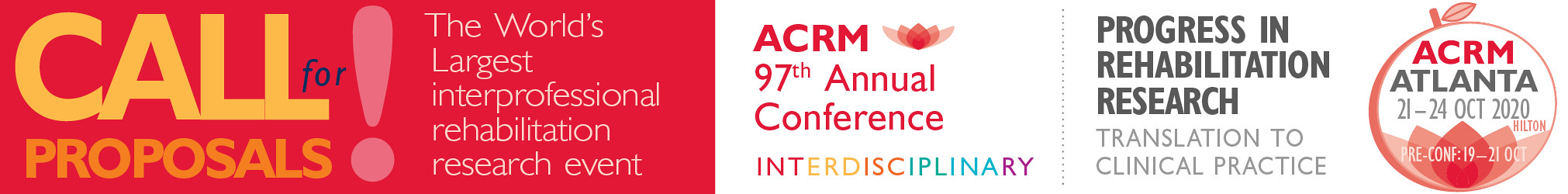 ACRM 2020 Annual Conference Call for Proposals